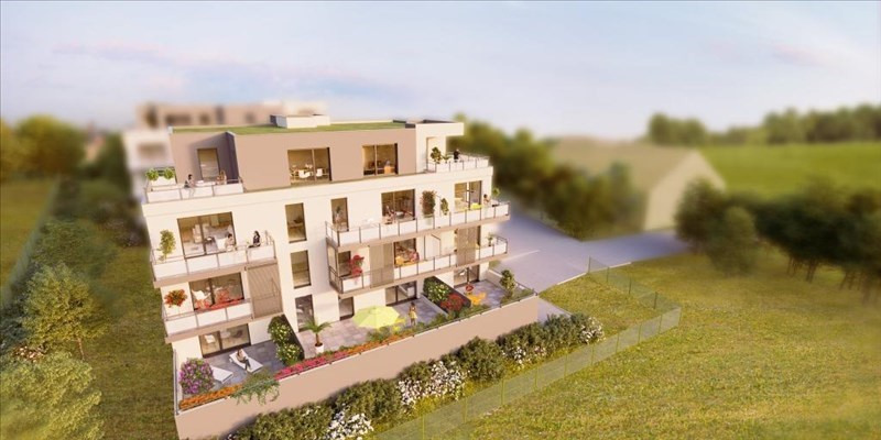 Sale apartment Hagenthal le haut 196 062€ - Picture 1