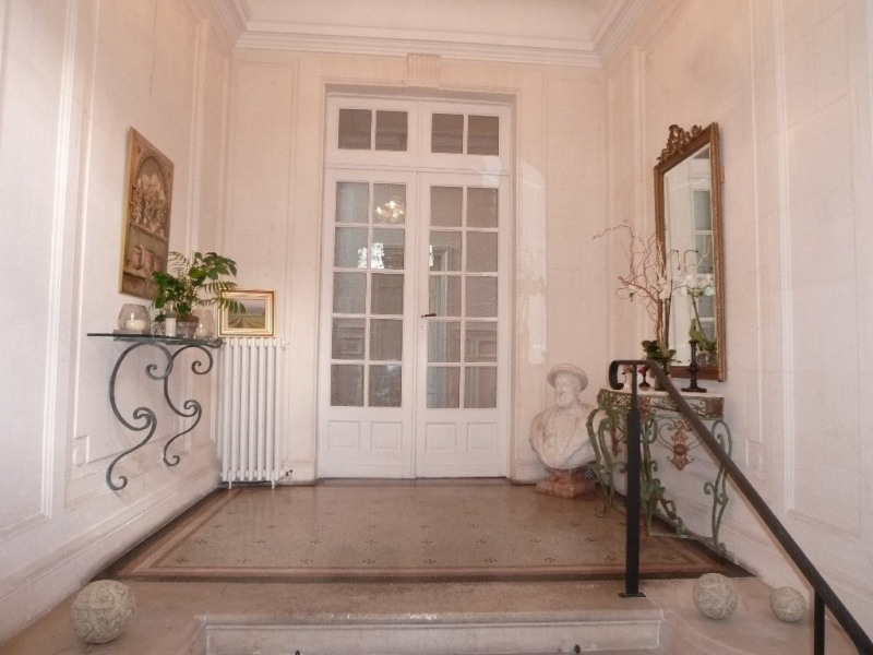 Deluxe sale private mansion Cognac 980 000€ - Picture 1