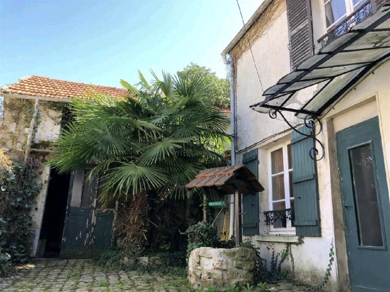 Sale building St leu la foret 267750€ - Picture 1