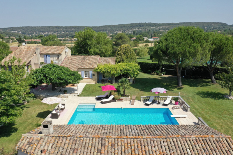 Immobile residenziali di prestigio casa Simiane-collongue 890000€ - Fotografia 2