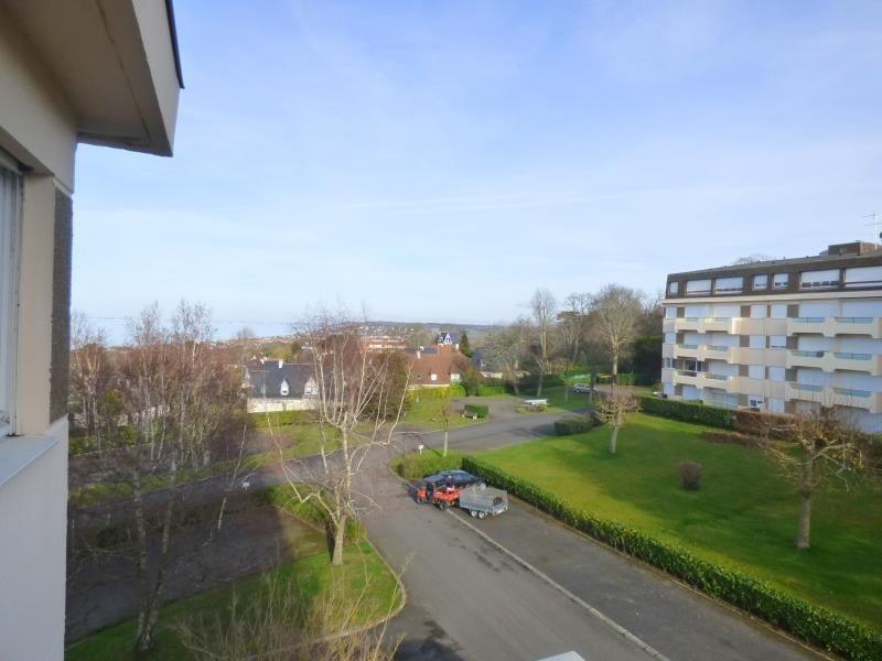 Verkoop  appartement Villers sur mer 107000€ - Foto 1