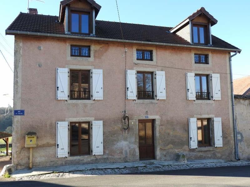 Sale house / villa Village sud châtillonnais 91 000€ - Picture 1