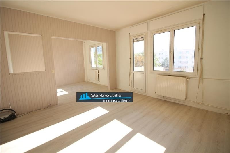 Sale apartment Sartrouville 210 000€ - Picture 1