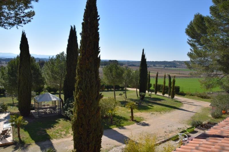 Vente maison / villa Eguilles 595000€ - Photo 10