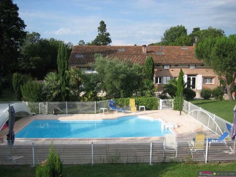 Deluxe sale house / villa Saint orens de gameville 15 mn 1 199 000€ - Picture 1