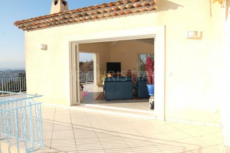 Vente de prestige maison / villa Les adrets 960000€ - Photo 7