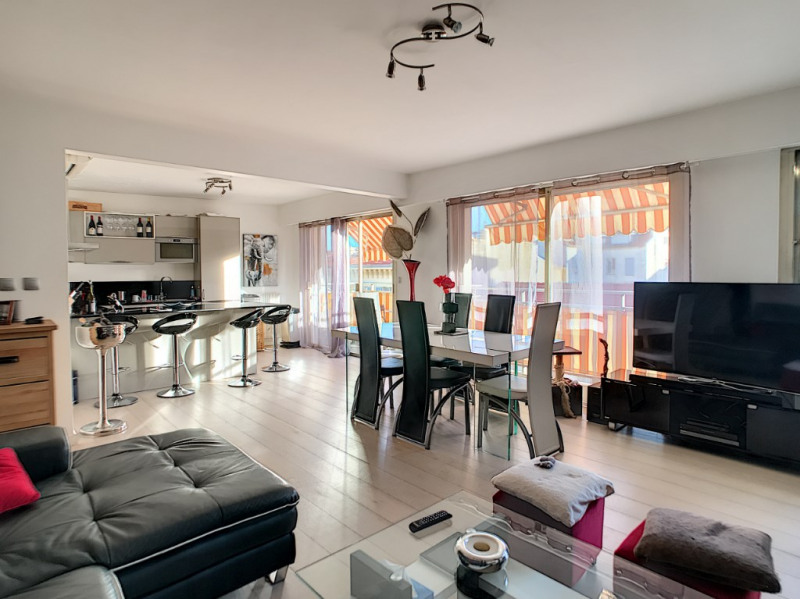 Vente appartement Nice 460000€ - Photo 1
