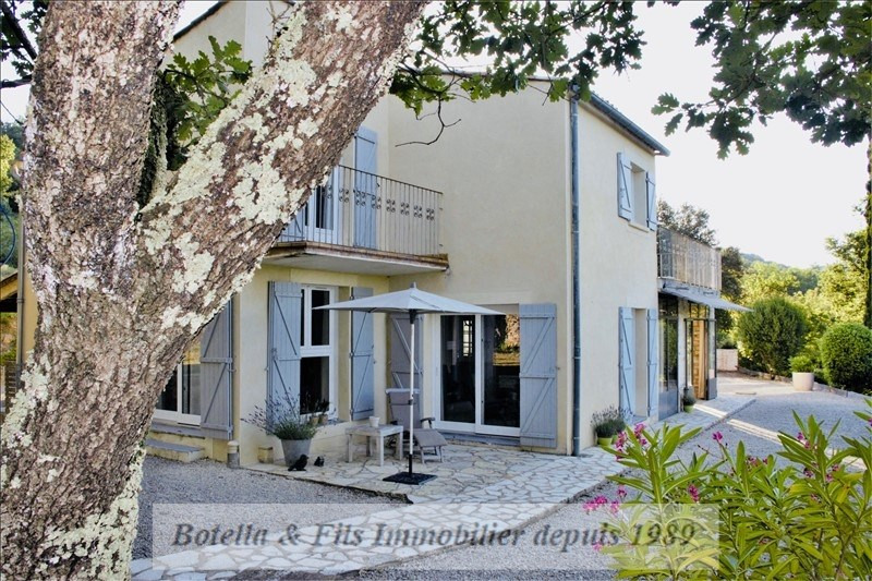 Vente de prestige maison / villa Goudargues 649 000€ - Photo 9