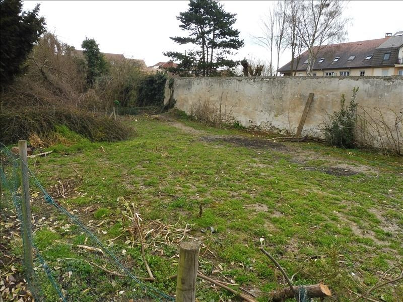Vente terrain Moisselles 183 000€ - Photo 2