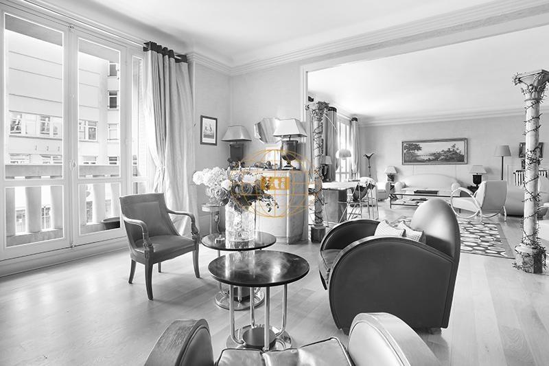 Vente de prestige appartement Paris 7ème 2540000€ - Photo 6