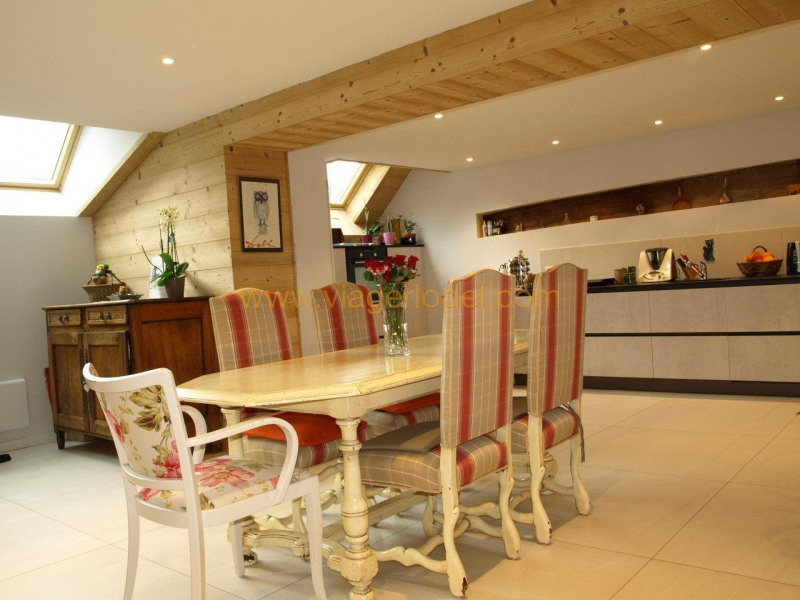 Vitalicio  casa Duingt 125000€ - Fotografía 1