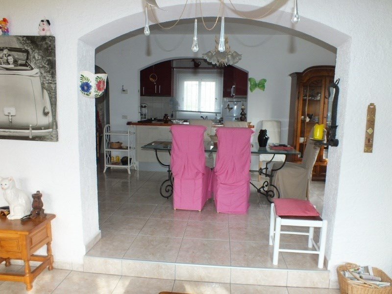 Vacation rental house / villa Roses 1056€ - Picture 14