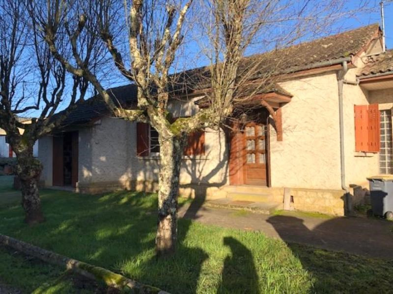 Vente maison / villa Terrasson la villedieu 62640€ - Photo 1