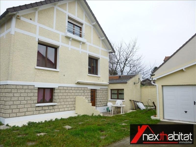 Vente maison / villa Les pavillons sous bois 319000€ - Photo 1