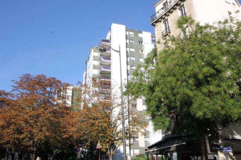 Locação estacionamento Paris 15ème 130€ CC - Fotografia 3