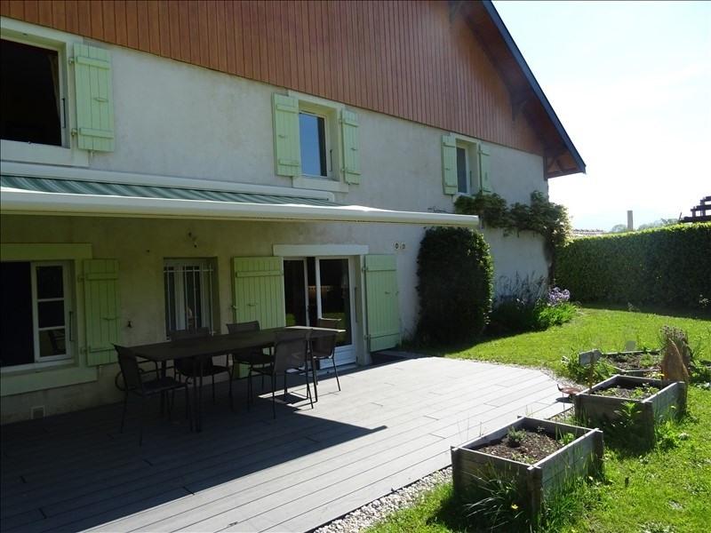 Deluxe sale house / villa Reignier-esery 595000€ - Picture 2