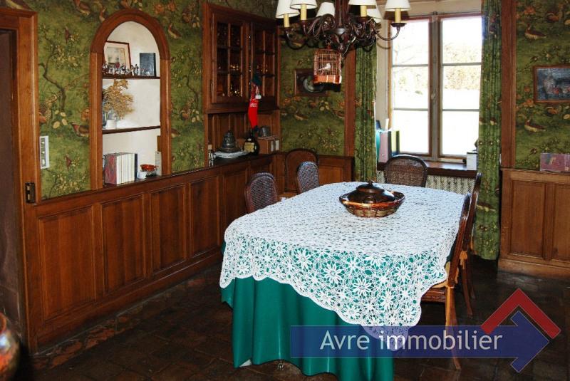 Vente maison / villa Verneuil d avre et d iton 312000€ - Photo 3