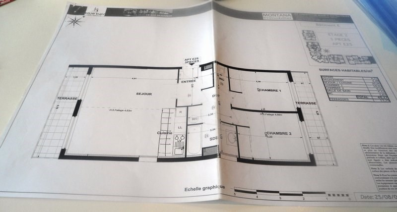 Revenda residencial de prestígio apartamento Deauville 478400€ - Fotografia 8