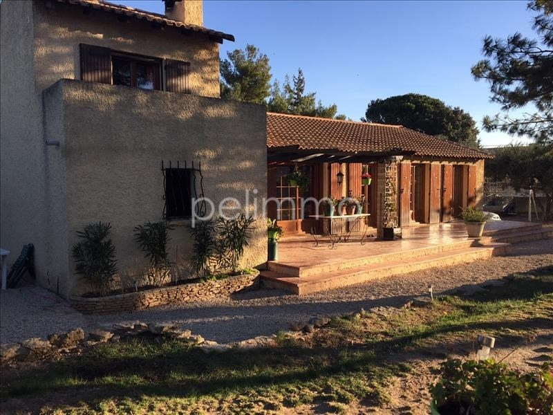 Sale house / villa Grans 359 000€ - Picture 2