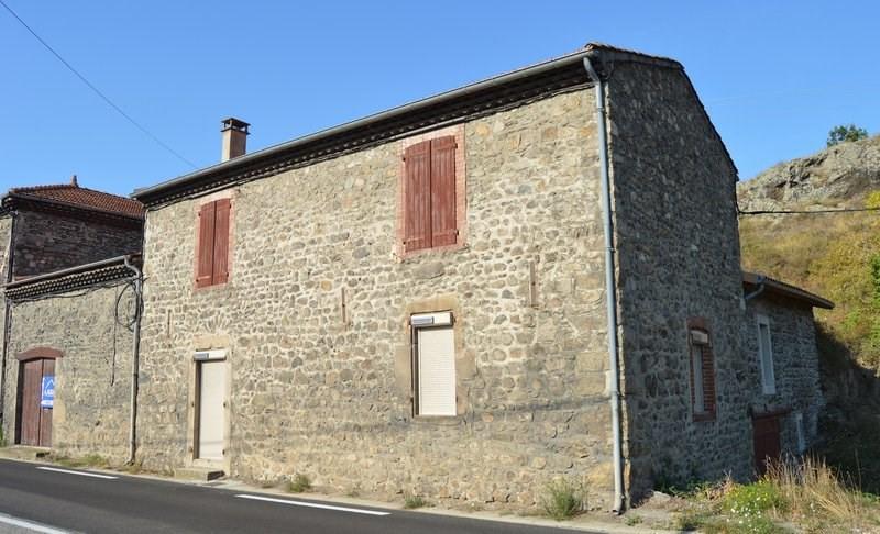 Vente maison / villa Andance 92000€ - Photo 3