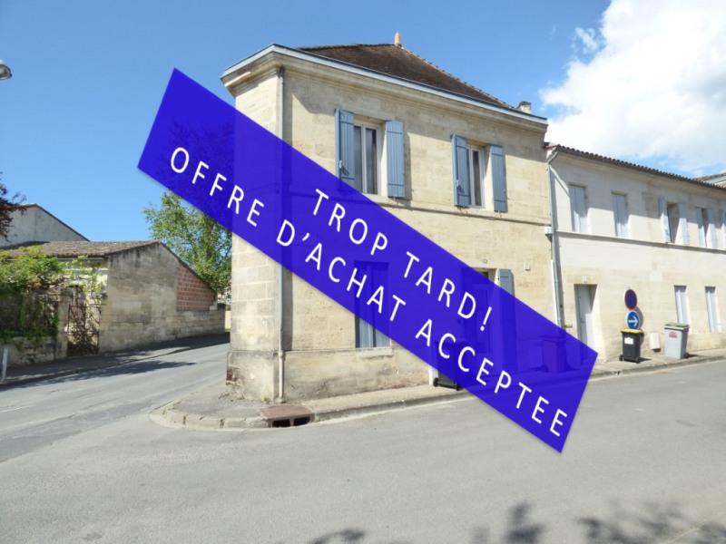 Venta  casa Saint andre de cubzac 194000€ - Fotografía 1