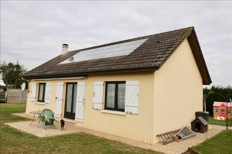 Vente maison / villa Conches en ouche 118000€ - Photo 1