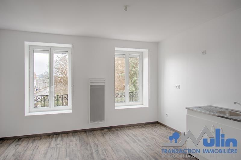 Verkoop  appartement Bourgoin jallieu 149900€ - Foto 2