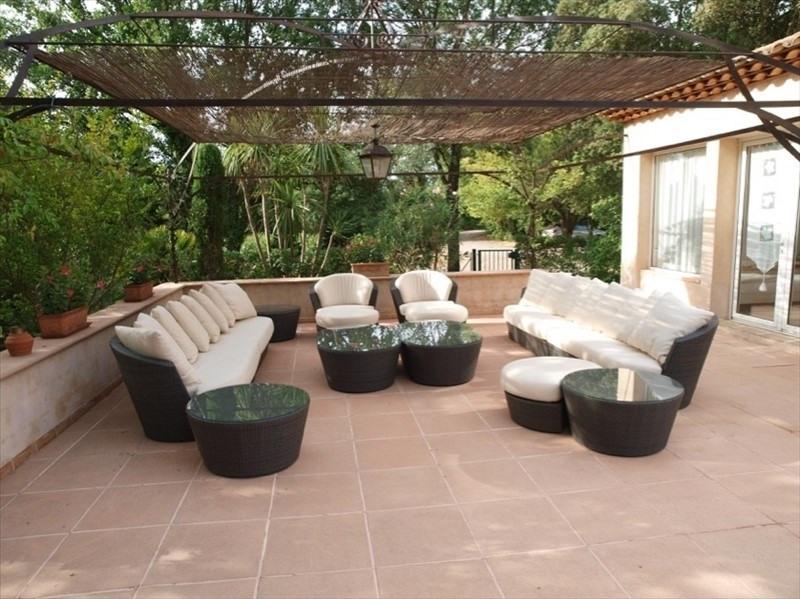 Deluxe sale house / villa Le cannet des maures 2625000€ - Picture 3