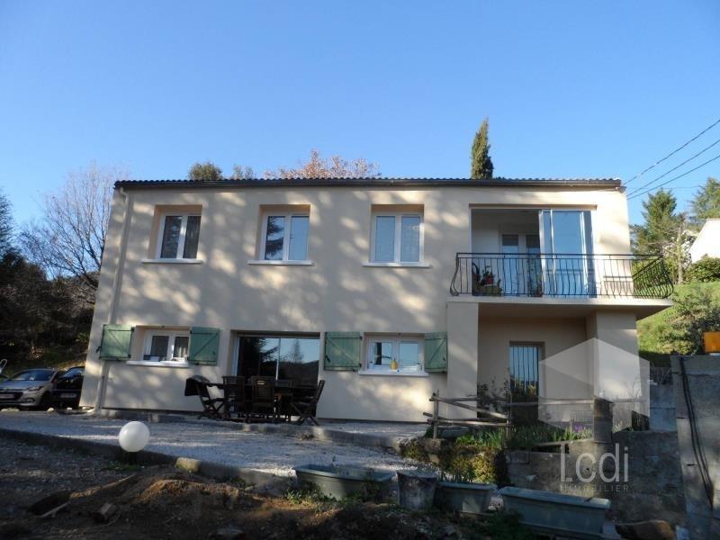 Vente maison / villa Saint-jean-du-gard 229500€ - Photo 1