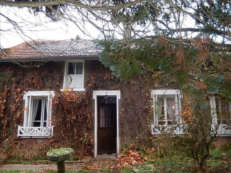 Verkoop  huis Maintenon 155000€ - Foto 1