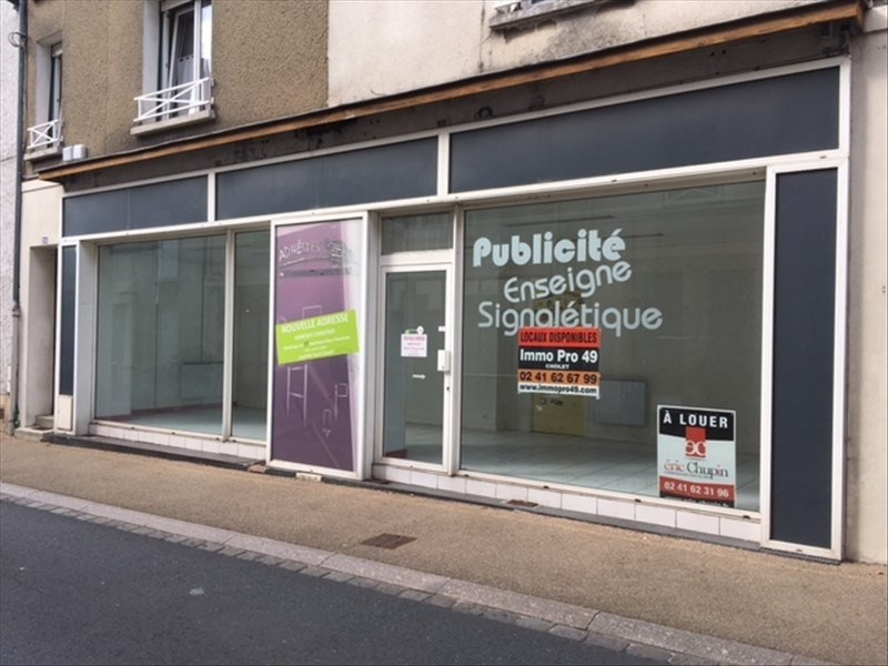 Location local commercial Cholet 500€ HT/HC - Photo 1