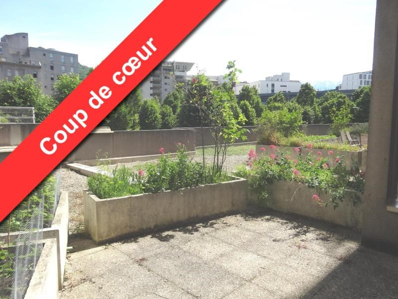 Location appartement Grenoble 474€ CC - Photo 1