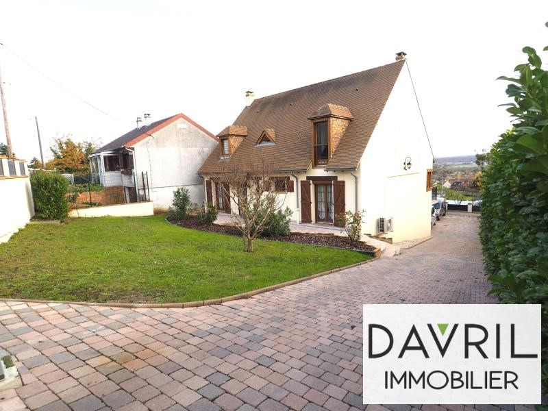 Vente maison / villa Chanteloup-les-vignes 467000€ - Photo 1