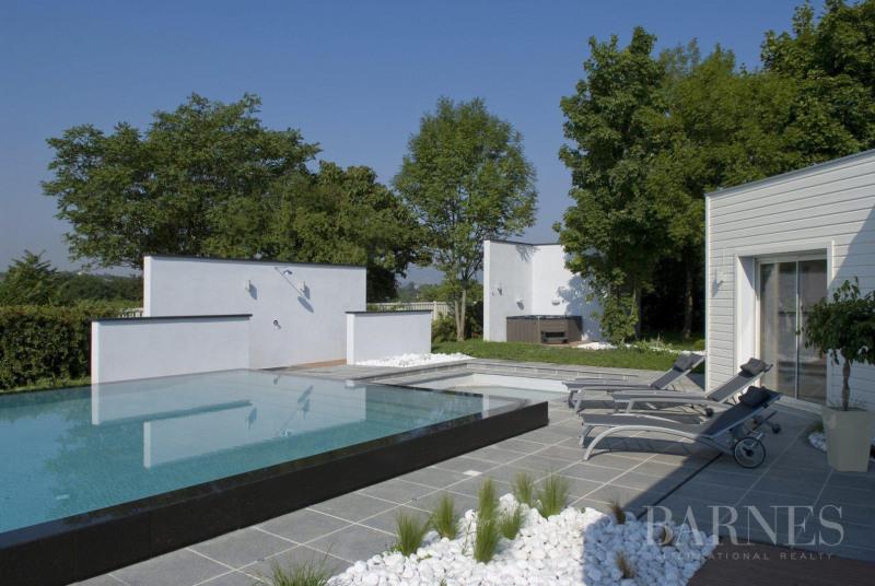 Deluxe sale house / villa Vernaison 990000€ - Picture 2