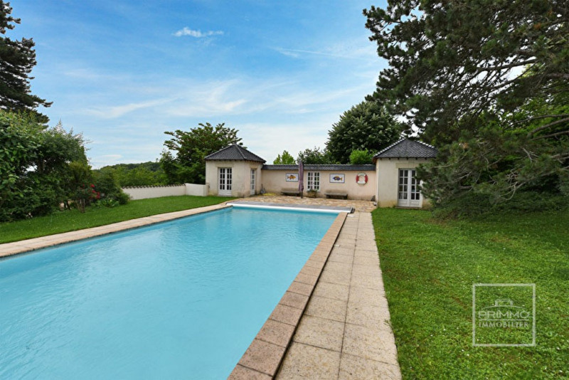 Deluxe sale house / villa Saint cyr au mont d or 2 400 000€ - Picture 1