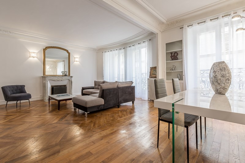 Alquiler  apartamento Paris 16ème 5500€ CC - Fotografía 3