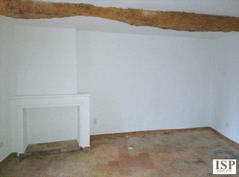 Rental apartment Les milles 427€ CC - Picture 2