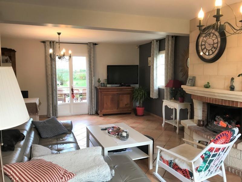 Vente maison / villa Savonnieres 388000€ - Photo 5