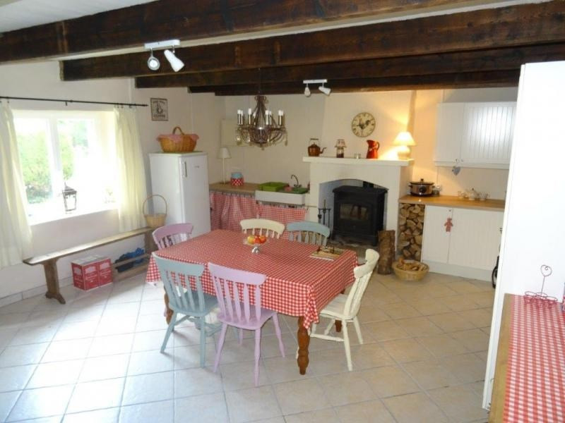 Vente maison / villa Peumerit quintin 73 830€ - Photo 2