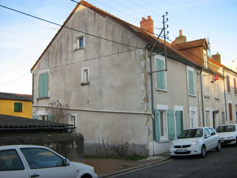 Rental apartment Fourchambault 470€ CC - Picture 1