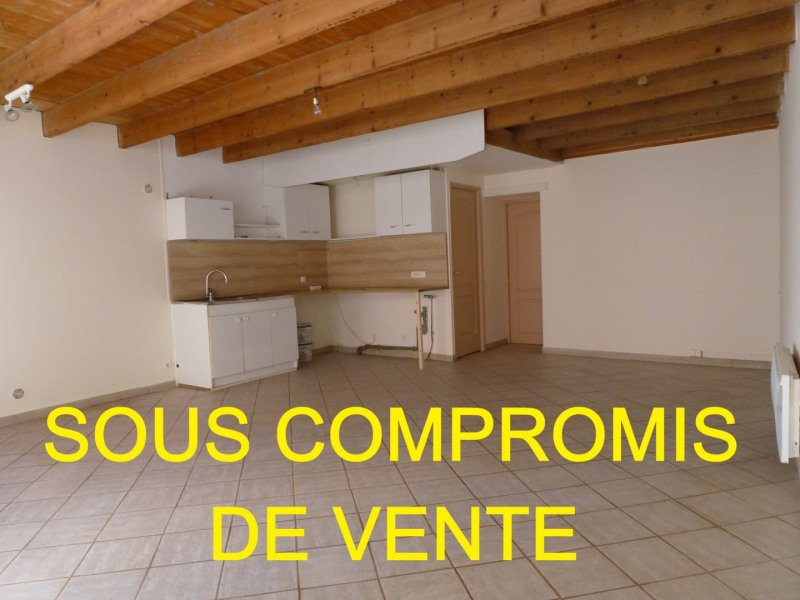 Vente appartement Moras en valloire 75 000€ - Photo 1