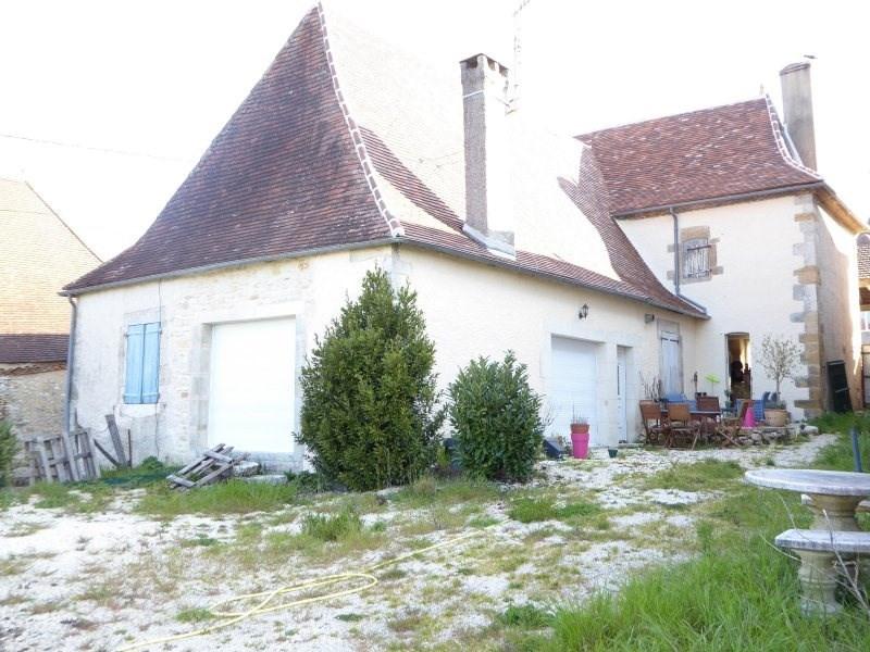 Sale house / villa Thenon 128000€ - Picture 2