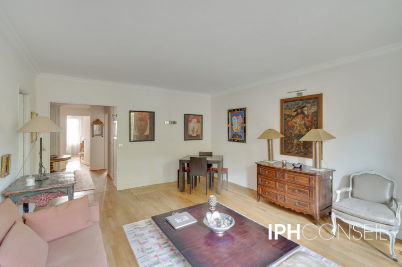 Deluxe sale apartment Neuilly-sur-seine 1 040 000€ - Picture 3