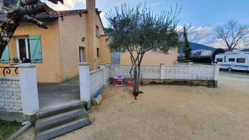 Vente maison / villa Les salles du gardon 139000€ - Photo 1