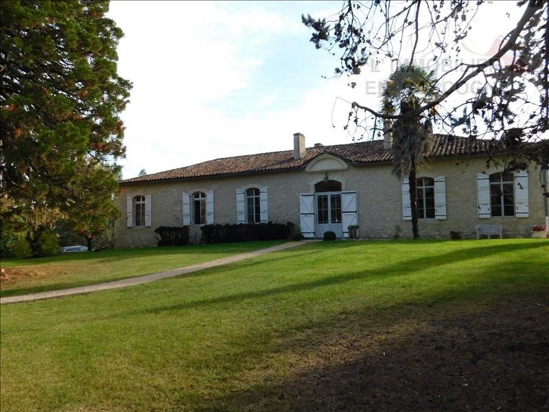 Vente de prestige maison / villa Pavie 850 000€ - Photo 3
