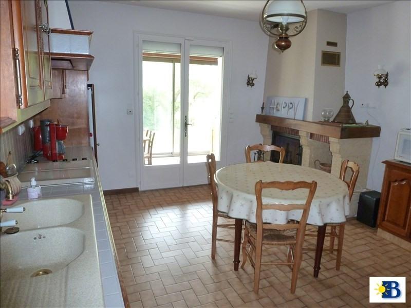 Vente maison / villa Marigny brizay 233200€ - Photo 10