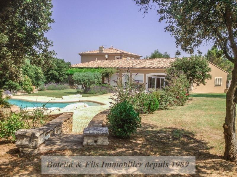 Verkoop van prestige  huis Tresques 698000€ - Foto 1
