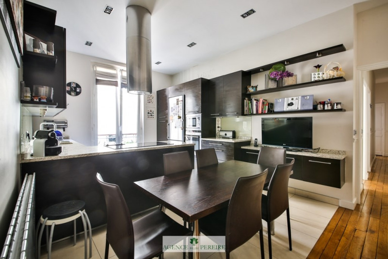 Vente de prestige appartement Paris 17ème 1 920 000€ - Photo 9