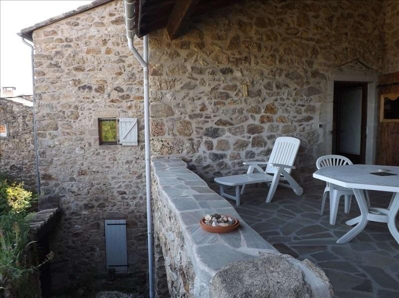 Revenda casa Aubenas 138400€ - Fotografia 1