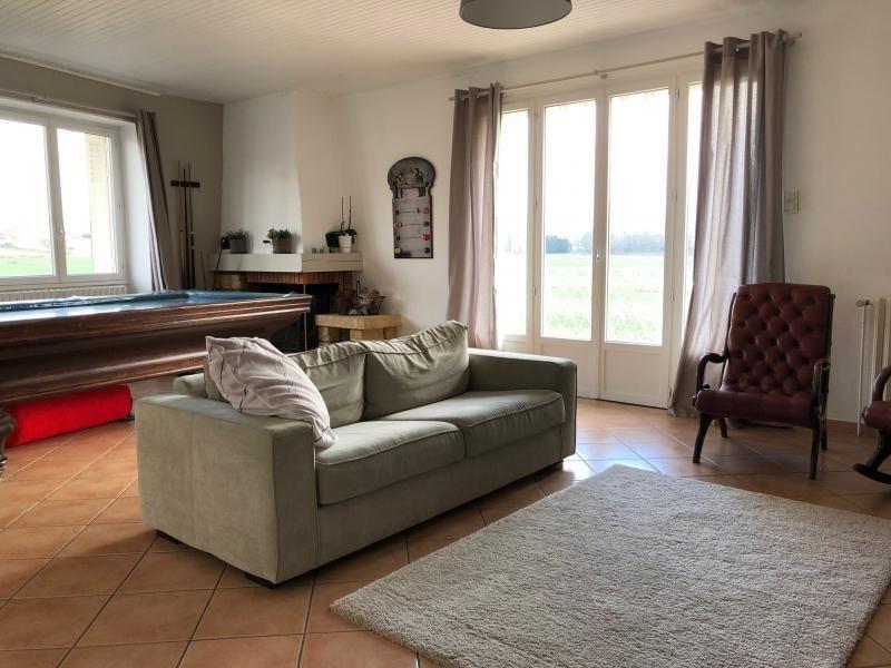 Vente maison / villa St just chaleyssin 457000€ - Photo 5
